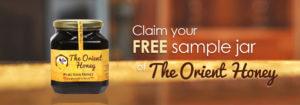 Free Honey Jar