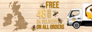 Free UK Delivery - Sidr Honey