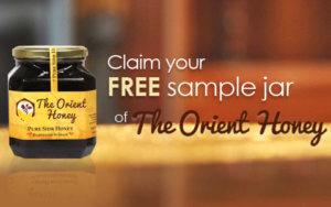 Free Sample The Orient Honey