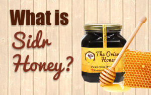 What is Sidr Honey?