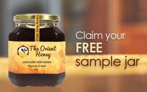Claim your free sample jar