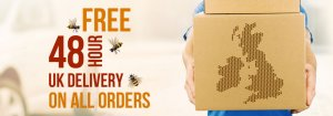 Free 48 hour delivery