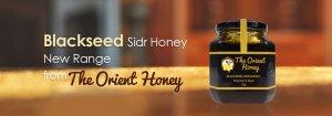 New range Blackseed sidr honey