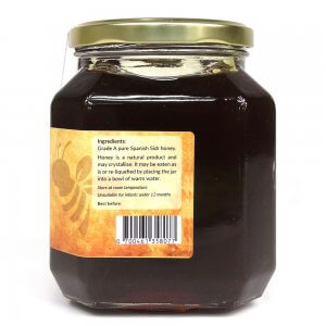 The Orient Sidr Honey 1kg