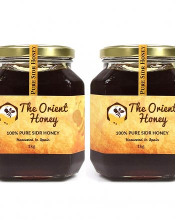 The Orient Sidr Honey 2kg