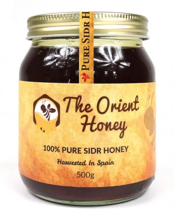 The Orient Sidr Honey 500g
