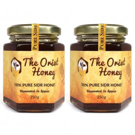 The Orient Sidr Honey 2 x 250g