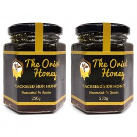 Sidr black seed honey 2 x 250g