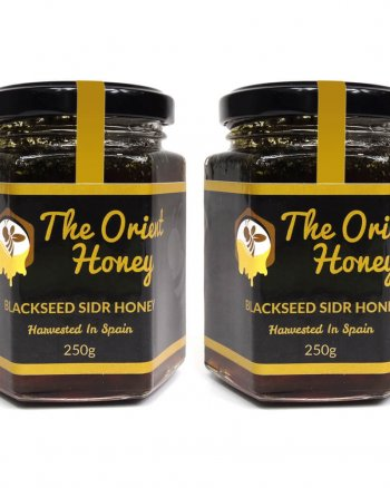 Sidr black seed honey 2 x 250g