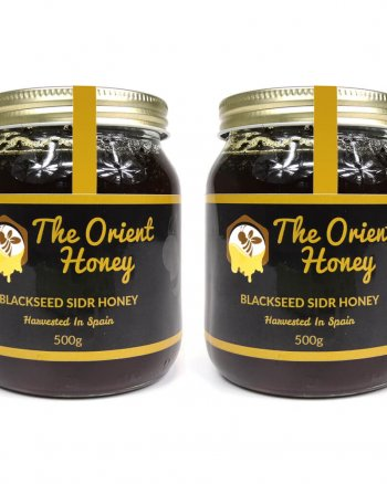 Sidr black seed honey 2 x 500g