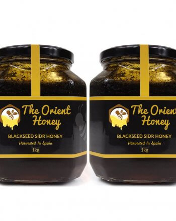 Sidr black seed honey 2kg
